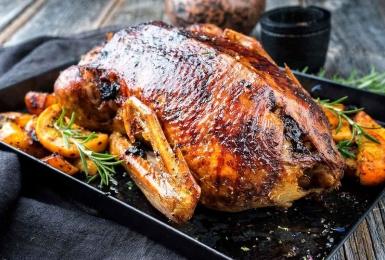 Sự thật về thịt ngỗng, lợi ích sức khỏe và giá trị dinh dưỡng