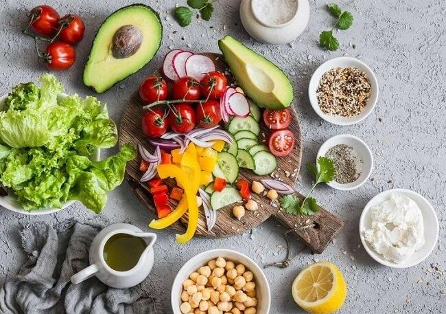 Lưu ý khi ăn chay cho người bệnh gout