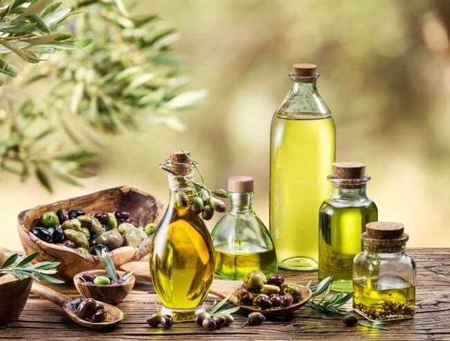 Tác dụng của dầu oliu đối với sức khỏe