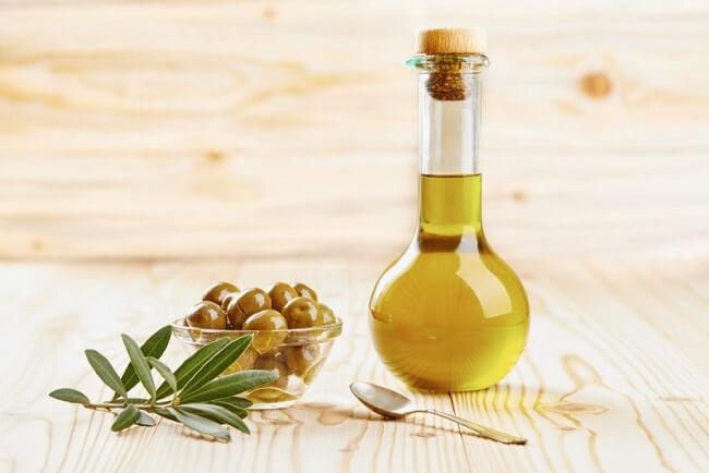 Thành phần dinh dưỡng của quả oliu