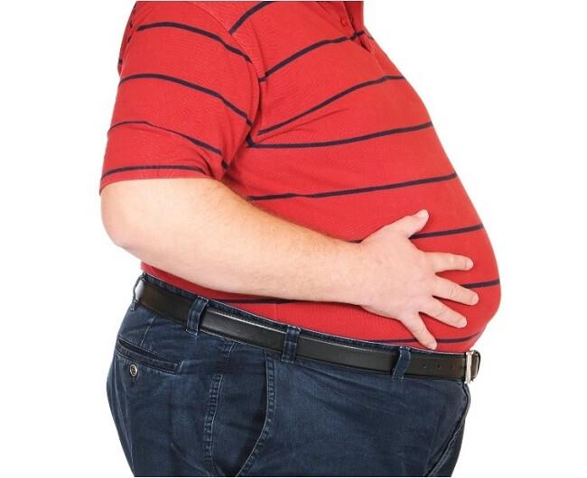 Người bệnh béo phì dễ mắc bệnh gout