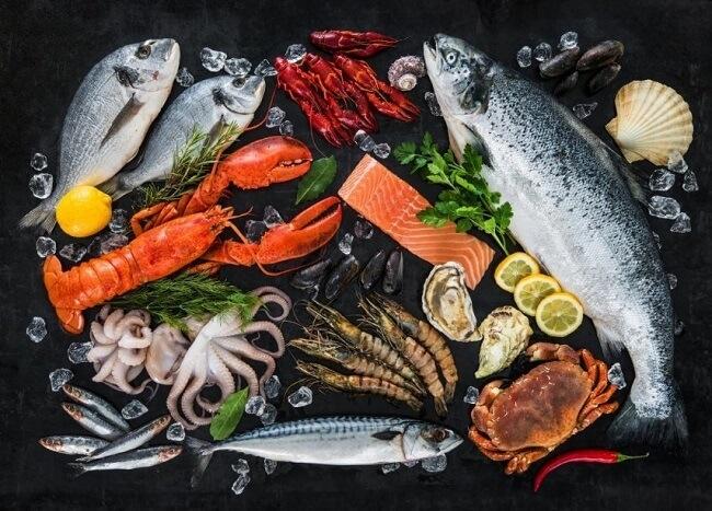 Thực phẩm chứa nhiều purin gây tăng acid uric