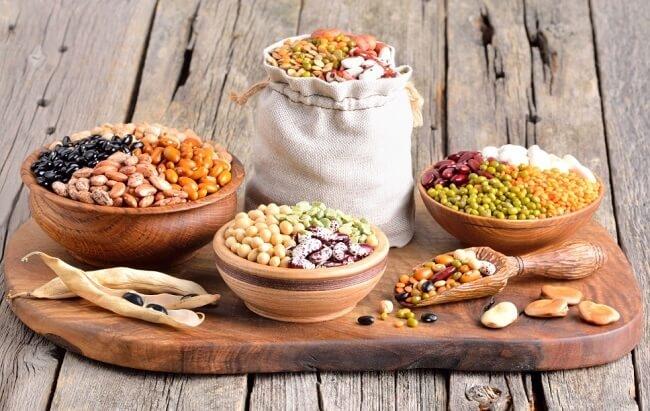 Các loại đậu tốt cho người bệnh gout