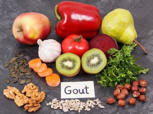 Người bệnh gout cần kiêng gì và nên ăn gì?