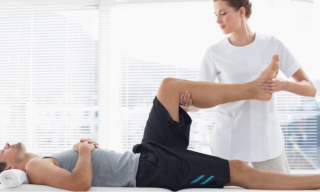 Vật lý trị liệu điều trị bệnh gout