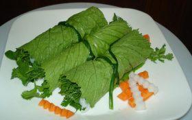 Cải bẹ xanh – thực phẩm tốt cho người bệnh gút