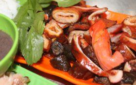 Nguy cơ mắc bệnh gút vì ăn nội tạng