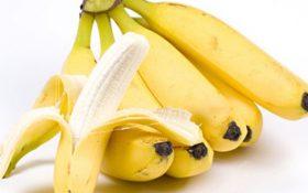 Quả chuối – trái cây cực kỳ tốt cho bệnh nhân gút
